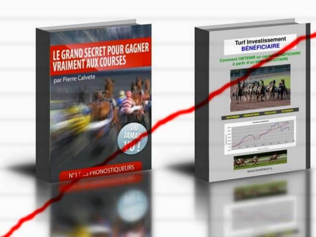 Pack turf : le grand secret et turf investissement